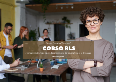 Formazione obbligatoria del Rappresentante dei Lavoratori per la Sicurezza (RLS)