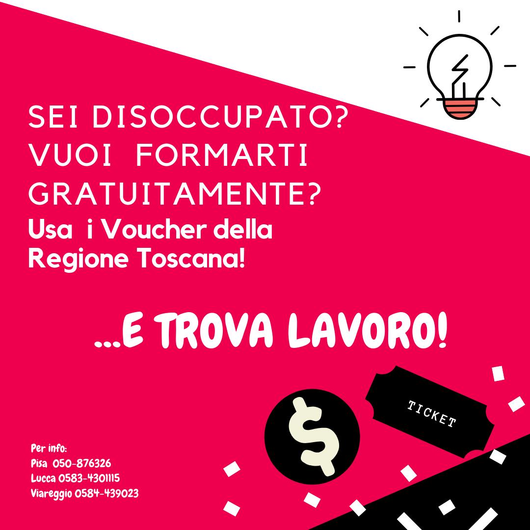 Voucher Regione Toscana