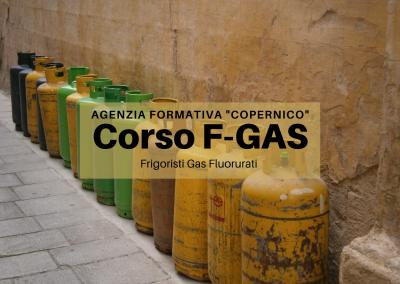 Corso per Frigoristi Gas Fluorurati F-GAS