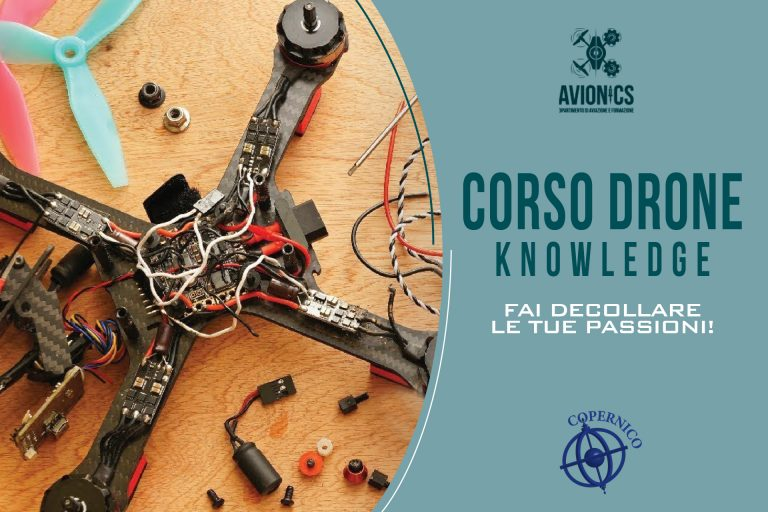 Corso Drone Base Knowledge