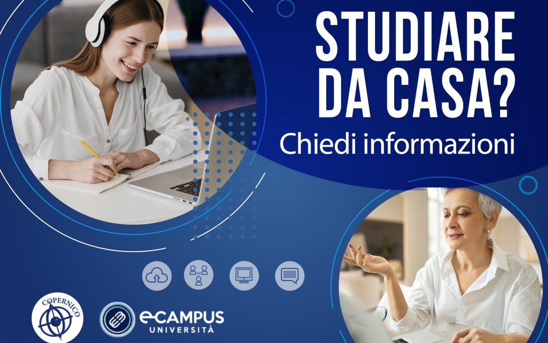 Copernico diventa Polo di Studio dell'Università eCampus!