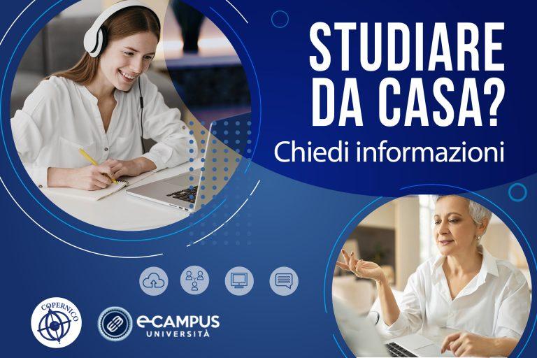 Copernico diventa Polo di Studio dell'Università eCampus!