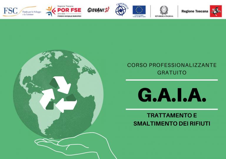 Progetto G.A.I.A. – Gestione Rifiuti
