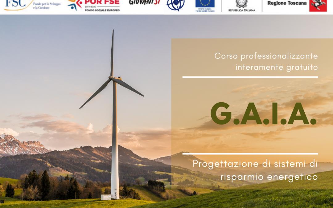 Progetto G.A.I.A. – Risparmio Energetico